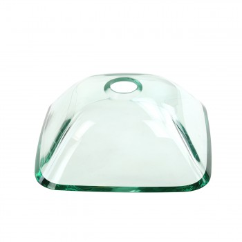 <PRE>Tempered Glass Vessel Sink with Drain, Clear Square Mini Bowl Sink Set of 2 </PRE>zoom6