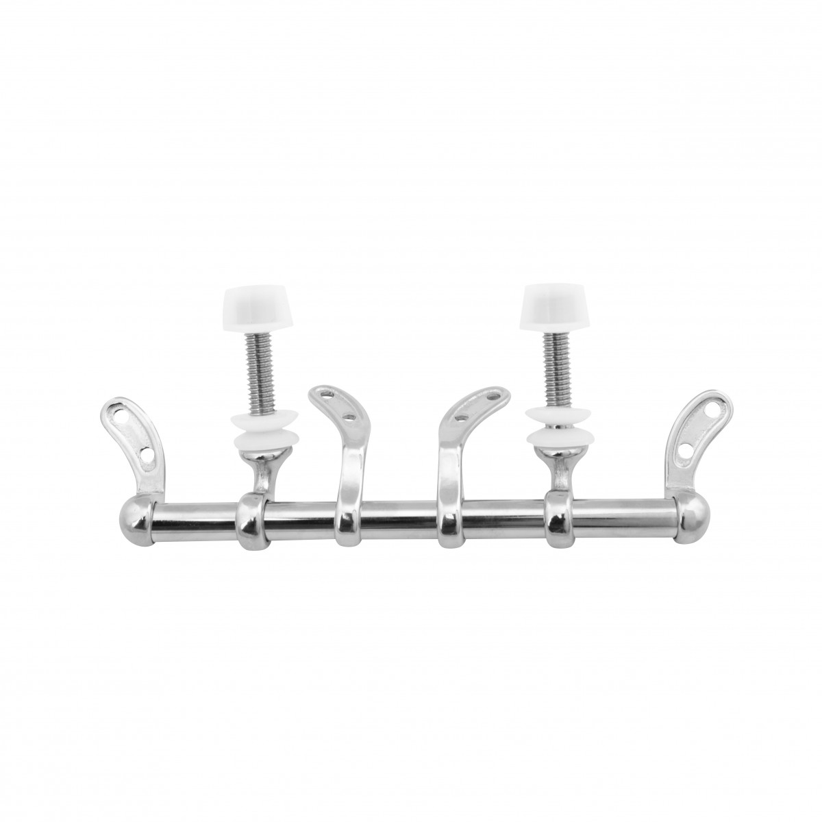 Toilet Seat Hinge Chrome on Brass Replacement Hinge Toilet Part Toilet Parts Toilet Replacement Part