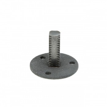 <PRE>6 1 3/8inch Standard Threaded Steel Dummy Doorknob Spindle </PRE>zoom3