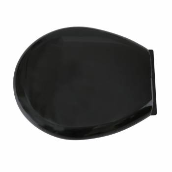 <PRE>Toilet Seat Slow EZ Close No Slam Plastic Round Black Set of 2</PRE>zoom4