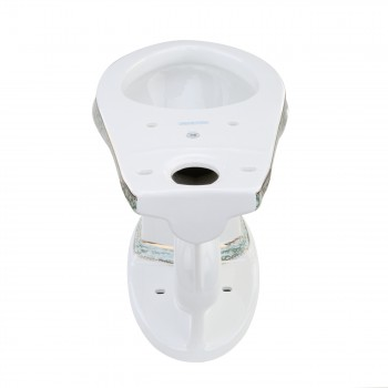 <PRE>Corner Tank Toilet Elongated Green Gold Painted</PRE>zoom6