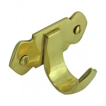<PRE>2 Victorian Solid Brass Sash Lift </PRE>zoom4
