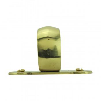 <PRE>2 Victorian Solid Brass Sash Lift </PRE>zoom6