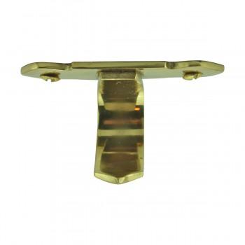<PRE>2 Victorian Solid Brass Sash Lift </PRE>zoom10