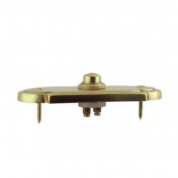 2 Colonial Brass Push Button Door Bell 4 H Door Bell Door Bells Antique Door Bell