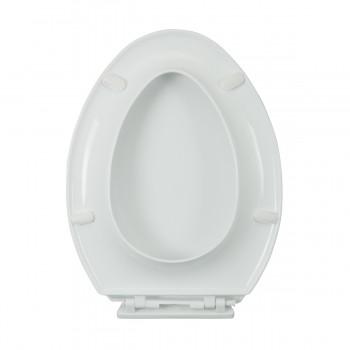<PRE>White Porcelain Elongated Push Button Dual Flush Toilet with Seat Set of 2</PRE>zoom3