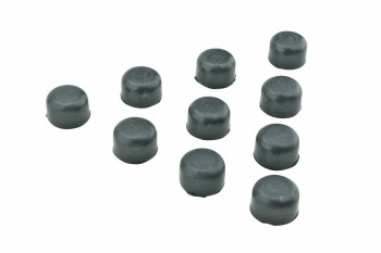 <PRE>Door Stop Bumper Tip Silicone Rubber Set of 20 </PRE>zoom4