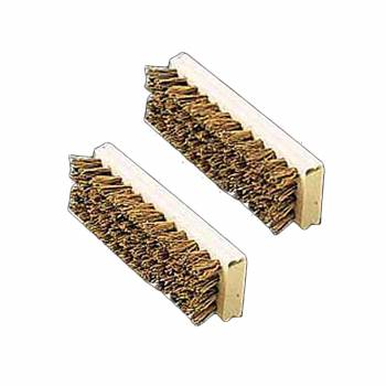 Boot Scraper Natural Wood Replacement Bristle Brush 31135grid