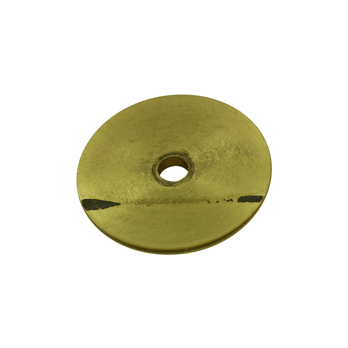 6 Cabinet Knob Rosettes Bright Solid Brass 1 14 Cabinet Knob Roses Cabinet Knob Back Plate Cabinet Knob Backplate