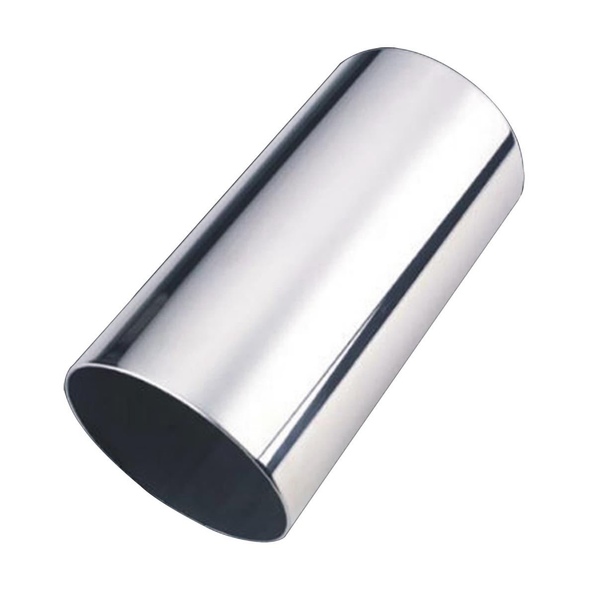PREBar Rail Polished Stainless Steel Tubing 2 In Dia X 9