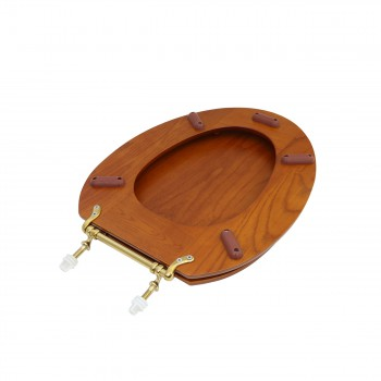 Toilet Seat Elongated Toilet Seat Hard Wood Toilet Seat
