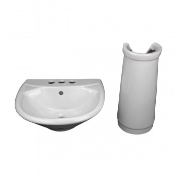 <PRE>Child China White Mini Porcelain Pedestal Sink Toddler Set of 2</PRE>zoom9
