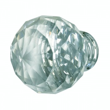 <PRE>Clear Glass Cabinet Knobs 30mm Round, 1.5 inch projection 20 pcs </PRE>zoom3