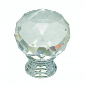 <PRE>Clear Glass Cabinet Knobs 30mm Round, 1.5 inch projection 20 pcs </PRE>zoom5