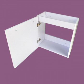 <PRE>Small Wall Mount Bathroom Cabinet Vanity Square Vessel Sink </PRE>