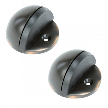 <PRE>Oil Rubbed Bronze Door Stopper Adjustable Height Floor Mount Door Stop Pack of 2</PRE>zoom1
