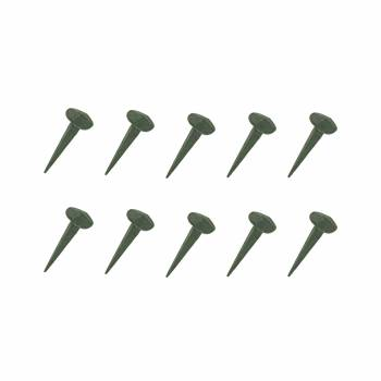 <PRE>1 Inch Wrought Iron Nails Round Pyramid Clavos Decorative Nails Pack Of 10</PRE>zoom1