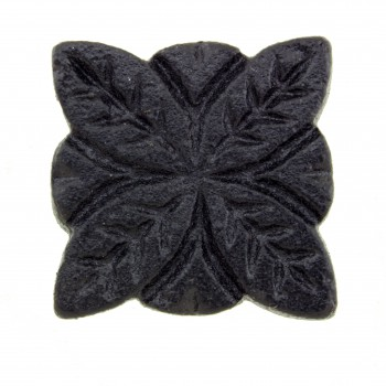 <PRE>Flower Cabinet Hardware Iron Cabinet Knob Black Pack of 2</PRE>zoom3