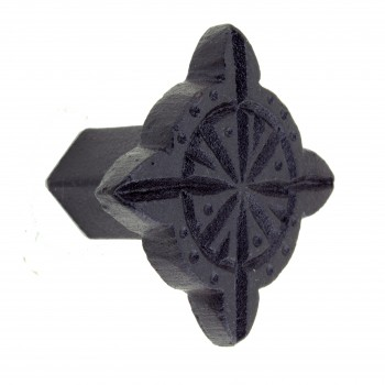 <PRE>Iron Cabinet Knob Black Target Design Cabinet Hardware Pack of 2</PRE>zoom4