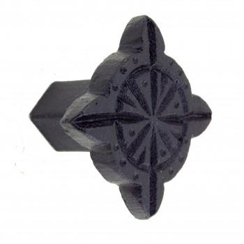<PRE>Iron Cabinet Knob Black Target Design Cabinet Hardware Pack of 2</PRE>zoom4