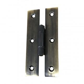 3 Oil Rubbed Bronze Cabinet Flush H Hinge Pack of 2 3 Oil Rubbed Bronze Cabinet Flush H Hinge