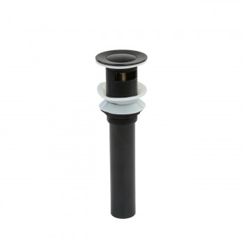 Sink Drain Jet Black 32707grid