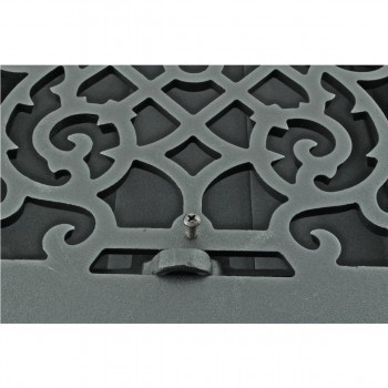 <PRE>2 Register Black Aluminum Heat Register Cast Aluminum w/Logo RSF Black</PRE>zoom6