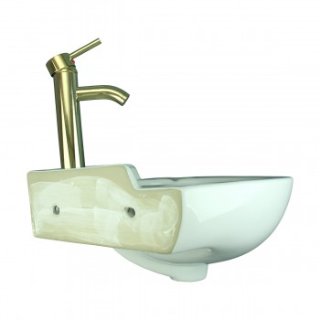 <PRE>2 Small Corner Wall Mount Sink Bathroom Basin Soap Dishes Set of 2</PRE>zoom13