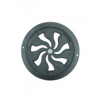 <PRE>2 Round Heat Register Wall Floor Vent Grate Cast Aluminum 8inch </PRE>zoom5