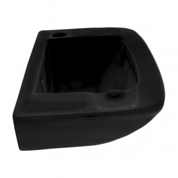 <PRE>Wall Mount Bathroom Sink Black Grade A China With Overflow </PRE>zoom4