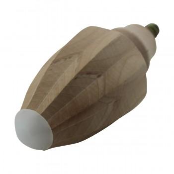 <PRE>2 Door Stop Unfinished Solid Wood Umbrella Bumper </PRE>zoom4