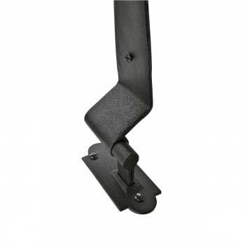 <PRE>Strap Hinge Pintle Shutter Hinge Offset Wrought Iron 11-3/4 in. Set of 4</PRE>zoom9