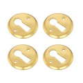 Escutcheon Cabinet Hardware and Keyhole Covers