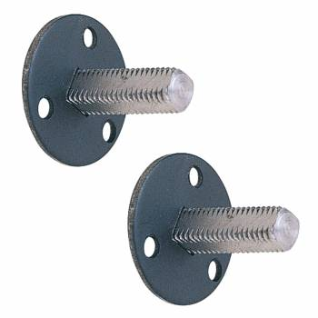 Steel Doorknob Dummy Spindle 138 Vintage Style Pack of 2