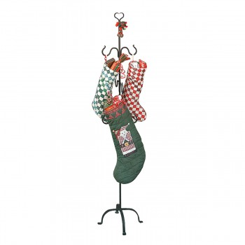 Christmas Stocking Holder Rust/Stain Resistant Imperfect 40540grid