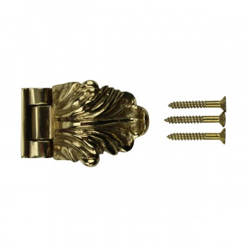 <PRE>8 Pcs Window Sash Lifts Decorative Cast Heavy Brass </PRE>zoom3