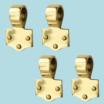 spec-<PRE>4 Sash Lift Solid Brass Offset Eye </PRE>