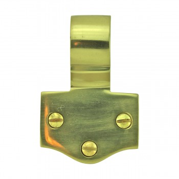 <PRE>4 Sash Lift Solid Brass Offset Eye </PRE>zoom9