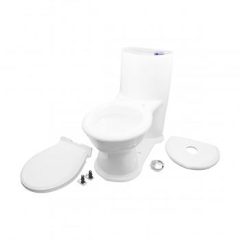 <PRE>2 Child's Toilet White Round Small Toilet Set Of 2</PRE>zoom7