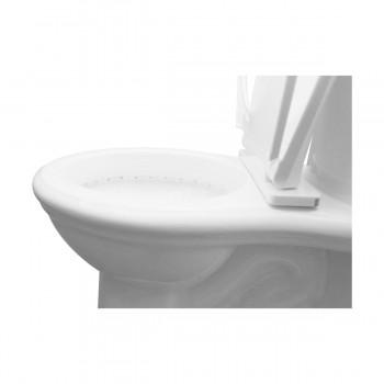 <PRE>2 Child's Toilet White Round Small Toilet Set Of 2</PRE>zoom9