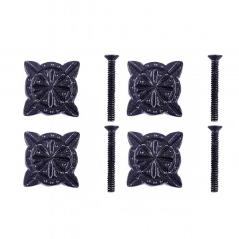 <PRE>Iron Cabinet Knob Black Target Design Cabinet Hardware Pack of 4</PRE>