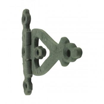 <PRE>3 Inch Black Wrought Iron Door Hinge Strap RSF Finish Barn Door Hinges Pack of 3</PRE>zoom7