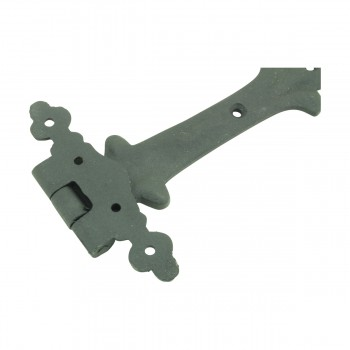 <PRE>7 Inch Wrought Iron Strap Hinge Southern Charm RSF Resistant Barn, Pack of 3</PRE>zoom10
