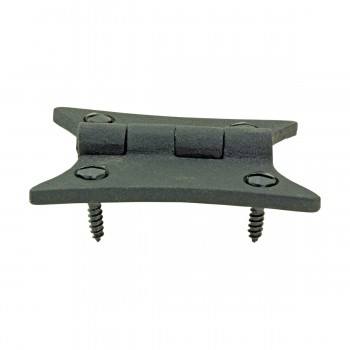 Cast Iron Butterfly Cabinet Hinge 2 3/8 H Pack of 3 Cast Iron Butterfly Cabinet Hinge 2 3/8 H Cabinet, Pantry Hinge Black Cast Iron