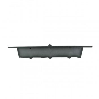 <PRE>4 Register Black Aluminum Heat Register Cast Aluminum w/Logo RSF Black</PRE>zoom10