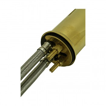 <PRE>4 Bathroom Faucet Gold PVD Brass Round Sinlge Hole 1 Handle </PRE>zoom6