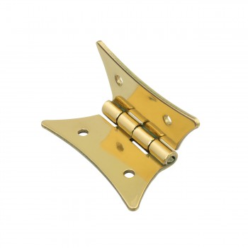 <PRE>4 Pack Butterfly Bright Brass Cabinet Hardware Hinges Brass Hinge 2 3/8 x 2 i</PRE>zoom6