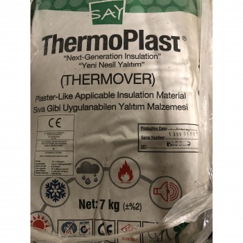 ThermoPlast Thermover External Internal One Coat Stucco Ready Mix Plaster 15 Lb