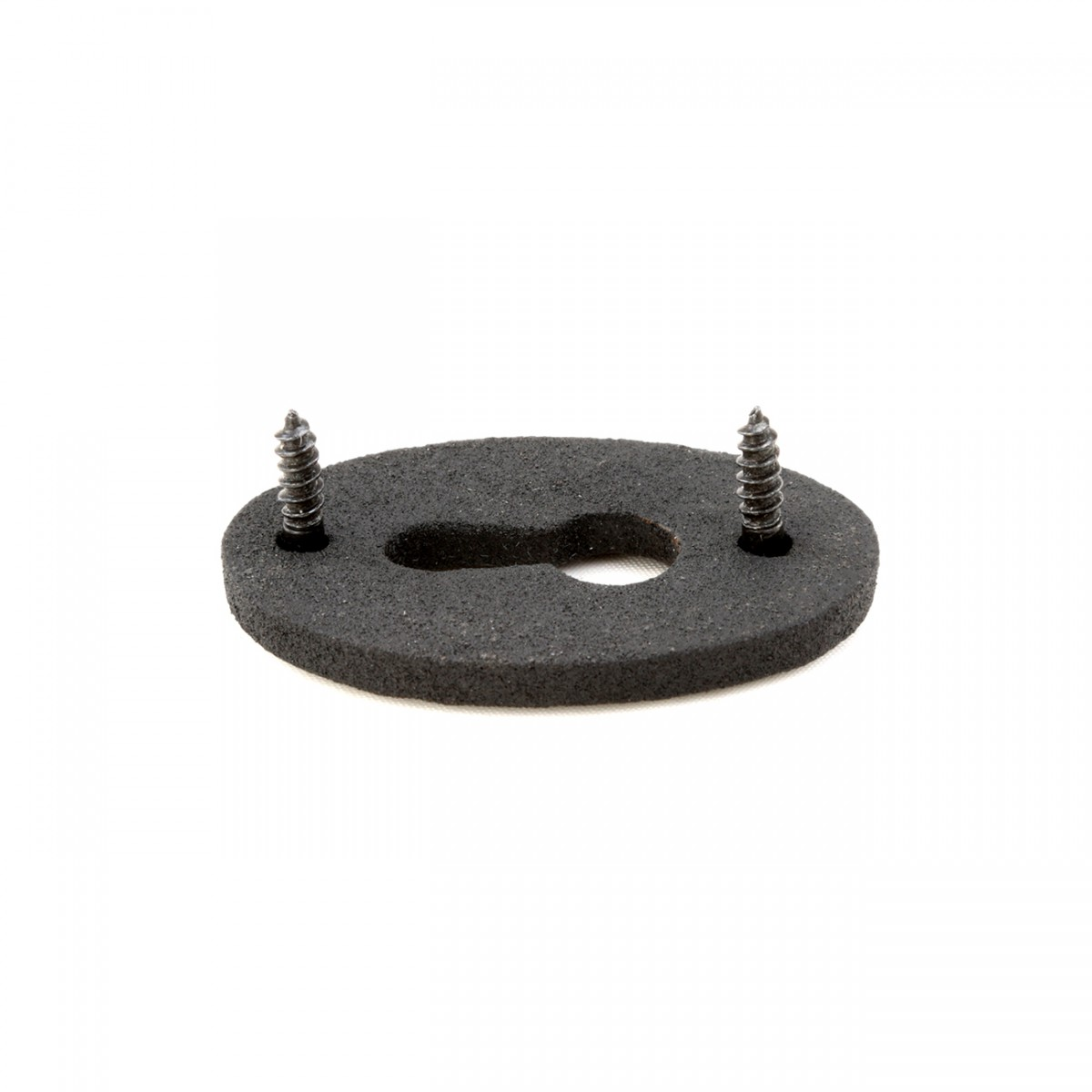 Wrought Iron Keyhole Cover Escutcheon Replacement 134 H Pack of 8 Escutcheons Keyholes Escutcheon