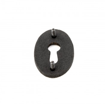 <PRE>Wrought Iron Keyhole Cover Escutcheon Replacement 1-3/4inch H Pack of 8</PRE>zoom6